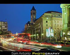 Happy New Year...Now Lets all Drive Off the Fiscal Cliff (Sam Antonio Photography) Tags: city longexposure sky usa cloud motion history horizontal architecture outdoors photography dawn washingtondc streetlight cityscape traffic unitedstates dusk citylife nopeople illuminated publicbuilding pennsylvaniaavenue transportation dome roadsign rushhour stoplight debate taillight neoclassical crowded capitolbuilding federalbuilding lighttrail stockphotography freedomplaza governmentbuilding ronaldreaganbuilding internationaltradecenter capitalcities traveldestinations colorimage buildingexterior canoneos5dmarkii citydome samantonio fiscalcliff washingtondcbluehour washingtondcphotolocations impliedpeople inauguration2013