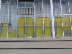Not Chicago (dschweisguth) Tags: sanfrancisco window loop foundinsf gwsflexicon