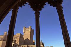 Palacio Real de Navarra (marathoniano) Tags: castle art architecture real spain arquitectura arte palace espagne castillo olite palacio navarra marathoniano erriberri ramónsobrinotorrens