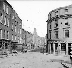 Shop Street, Drogheda (National Library of Ireland on The Commons) Tags: ireland baker 19thcentury ale louth barbers drogheda stereoscope pawnbroker leinster 0910 shopstreet barberspole basspaleale johnlawrence nationallibraryofireland stereopairs jamescurtis bloodandbandage lawrencecollection dutchbilly stereoscopiccollection stereographicnegatives jamessimonton frederickhollandmares basstenguineaale whitworthmonument webstersbakery marbledpaintfinish northamptonbootshoeco tenguineaale