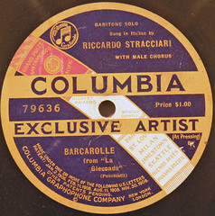 Columbia Exclusive Artist - 79636 (1) (Klieg) Tags: columbia brunswick victor 03 collection record victrola klieg 78s klieger