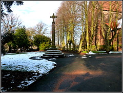 kirkby church (exacta2a) Tags: liverpool knowsley merseyside kirkby