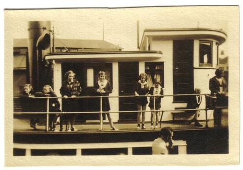 virginia boat wooden v mosquito fleet steamer