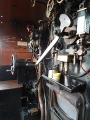 777 Sir Lamiel From The Footplate @ GCR (gooey_lewy) Tags: from trip winter train fire arthur track king ride cab great central railway double steam southern locomotive preserved sir railways 777 gala preservation n15 regulator the footplate mainline gcr lswr lamiel