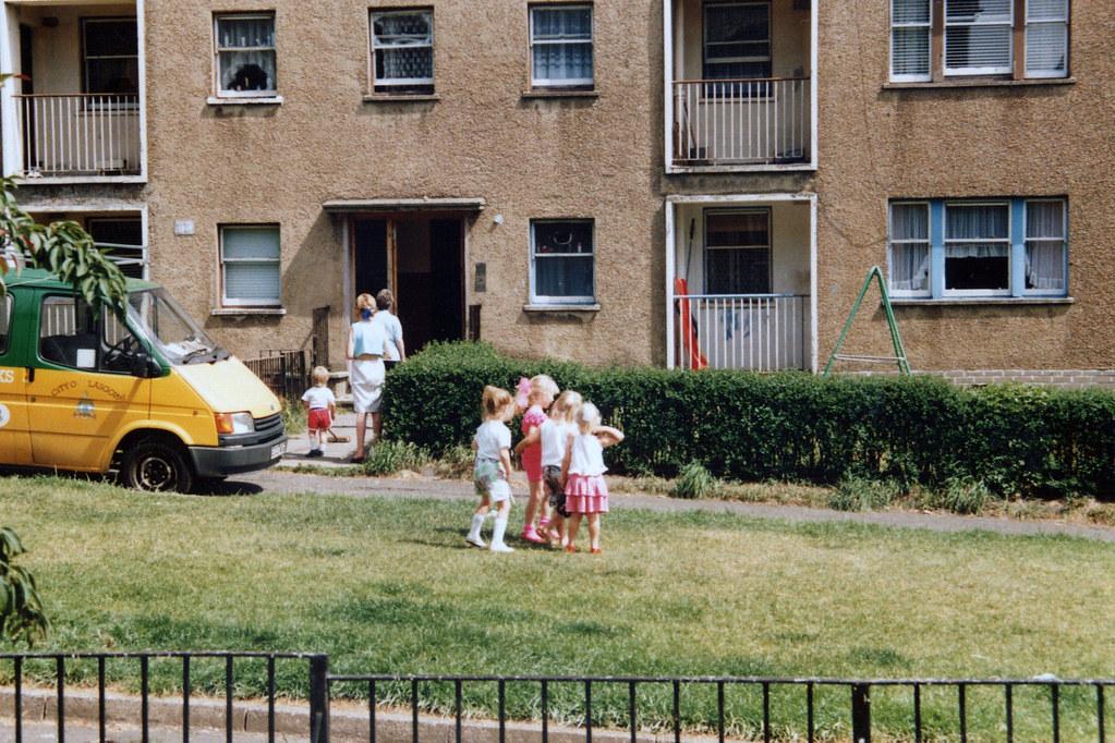 Easterhouse 1980s