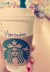 Starbucks (SadiePaige Photography) Tags: hot cold cup shop mercedes store warm yum tea drink bokeh tasty starbucks latte chai chaitea kroger iphone hotdrink starbuckscup chaitealatte ilovetea iphone5 nomnom iphoneography