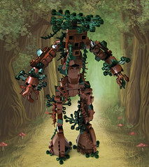 Ent of Hemlock Forest (K.Kreations) Tags: forest lego ent