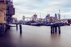 Tempus Wharf (EricP2x) Tags: city uk longexposure greatbritain travel sunset england urban panorama london monument water skyline architecture towerbridge canon river europe skyscrapers unitedkingdom capital towers victorian eu oldbuildings londres bermondsey canon5d cbd walls stpaulscathedral canondslr riverthames europeanunion southwark houseboats cityskyline cityoflondon eveninglight urbanlandscape victorianarchitecture industrialdesign rafaelvinoly leadenhall slowshutterspeed urbanphotography richardrogers londonskyline urbanspace wharves towerhamlets canon28135mm urbanity industrialarchitecture canoncamera canonef28135mmf3556isusm canoneos5d londonbuildings londonarchitecture urbanlights londonsunset neutraldensityfilter 20fenchurchstreet neutraldensity horacejones londonphotography londonskyscrapers londonphoto photographicfilter londonintheevening 20fenchurch tempuswharf industrialindustry leadenhalltower ericp2xmarchportfolio