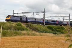 43154 (stavioni) Tags: city car set speed train high power diesel great first rail railway western intercity inter 125 hst gwr class43 fgw 43154