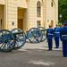 Drottningholm guards