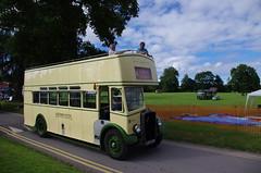 IMGP3882 (Steve Guess) Tags: park uk england bus k vintage bristol coach brighton open top hove hampshire historic southern vectis topless gb alton topper anstey watercressline hants midhants