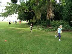 IMG_20160724_095016 (thamossop) Tags: cheltenham junior parkrun 24july2016