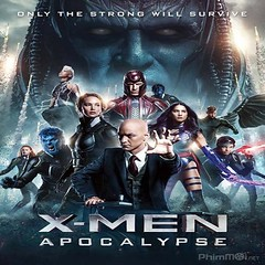 X-Men 8 Apocalypse (2016) เอ็กซ์เม็น 8 อะพอคคาลิปส์