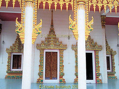 Wat Rat Bamrung, Moo 1,  Ban Klong Ta Chia, Bang Pu, Samut Prakan Province, Thailand. (samurai2565) Tags: samutprakan thailand bangpu watsichantharammoo4 banbangpu watratbamrungmoo1 banklongtachia tambonbangpu templesinsamutprakan sukhumvitroad