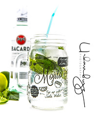 Classic Mojito cocktail (urbanbuzz) Tags: illustrative editorial illustrativeeditorial background white stilllife still life mojito cocktail drink closeup isolated cold lemon slice tropical green copy sweet lime leaf thirsty summer alcohol ice citrus sour macro taste twig garnish cool reflection sugar rum refreshment herb liquor juice ingredient fruit space party health soda mint cuban bubbles syrup glass freshness bacardi