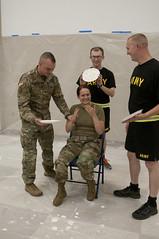 160807-A-BG398-067 (BroInArm) Tags: 316th esc sustainment command expeditionary usarmyreserve pie throw unit morale