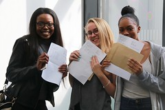 Post 16 Exam Results Day 2016 (Tallis Photography) Tags: tallis thomastallis exam results post16 alevel btec