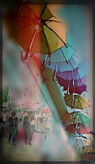 March of the umbrellas...
