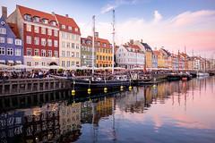 Nyhavn (Ulrich J) Tags: danmark kbenhavn byrum skib spejling nyhavn cityscape copenhagen denmark reflection ship