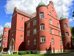 Das Schlosshotel (hellrac3r) Tags: rgen ostsee germany balticsea schloss architektur gebude outdoor hotel