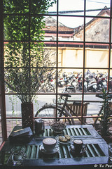 By the Window (Tu Peo) Tags: coffeehouse kafeville coffee cookie morning chill hanoi