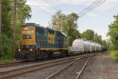 YPPR-20 @ Sewaren, NJ (Dan A. Davis) Tags: csx gp382 csao sewaren nj local freighttrain train new jersey locomotive