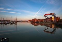 Preston Dock (Lancashire Photography.com) Tags: preston dock marina lancashire