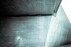 Belly of the Bridge (Jori Samonen) Tags: under bridge concrete stone pasila helsinki finland sony ilce3000 e 1855mm f3556 oss sonyilce3000 e1855mmf3556oss