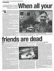 Homeless Women TIMES 2004-10-29 p12 (Maple Ridge Museum & Archives) Tags: mapleridge homeless homelessness shelter
