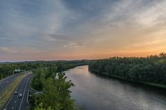 _DSC0174 (johnjmurphyiii) Tags: 06457 arrigoni bridge clouds connecticut connecticutriver dawn middletown originalnef sky summer sunrise tamron18270 usa johnjmurphyiii