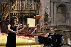 Marina Hermida y Nerea Rodríguez, dúo Fírveda 8