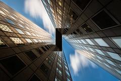 A color version of Pascal (Sabrou Yves Photograff) Tags: paris la dfense pascal tower buiding skycraper long exposure