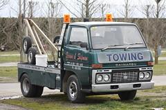 Daihatsu Tow Truck (ambodavenz) Tags: daihatsu tow truck levels international raceway track recovery vehicle south canterbury new zealand