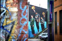 """Spray Can Olympics"" | Street Art Graffiti | Fitzroy | Melbourne | Victoria | Australia (Ben Molloy Photography) Tags: spraycanolympics | street art graffiti fitzroy melbourne victoria australia"