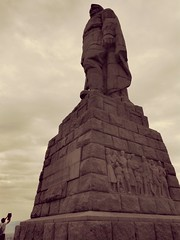 #Alyosha #Monument #Bunardzik #Tepe #Plovdiv #City #Bulgaria #Europe #Planet #Earth #Universe #History #Traveler #Tour #Tourism #Tourist #SkyAndClouds #Looks #Looking #Art #Photography #Difference #People #Picture #Photo #Colors #Stone #Nice (Vasil Gochev) Tags: tourist tourism photo traveler difference looks colors tour history bulgaria alyosha stone earth europe nice photography universe planet art tepe plovdiv monument bunardzik skyandclouds picture city people looking