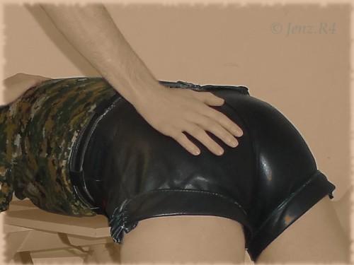 Lederhose rohrstock