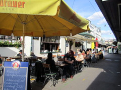 Market place, Vienna (La Citta Vita) Tags: vienna city food retail publicspace austria europe european farmersmarket eating dining marketplace groceries naschmarkt viennese naschmarket