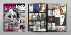 Parution presse : Phototech n22 (octobre/novembre 2012) (LEVARWEST) Tags: magazine presse phototech parution