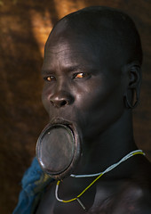 Mursi Tribe Woman With Lip Plate, Chaidu, Omo Valley, Ethiopia (Eric Lafforgue) Tags: africa portrait people color vertical proud outside photography colorful day serious outdoor culture pride jewelry tribal ornament clay omovalley tradition ethiopia tribe pastoral ethnic mursi bodymodification oneperson jewel labret onepeople hornofafrica ethnology omo eastafrica onepersononly realpeople colorimage biglip lookingatcamera beautify waistup headandshoulder africanethnicity pastoralist pastoralism lipplug lipplate snnpr bodytransformation murzu oneadult lipdisc southernnationsnationalitiesandpeoplesregion piercedhole piercedlipornament ethiopianethnicity chaidu eth8009