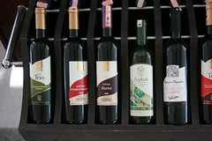 2012_Pamukkale_797 (emzepe) Tags: turkey restaurant bottle wine türkiye turquie törökország türkei vin turkish vino pamukkale 2012 bor turque sehir ősz október étterem üveg török vendéglő üvegek