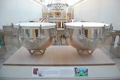 Kettle Drums Franz Peter Bunsen  (ca. 1725–1795 (master 1754)) (koborin) Tags: nyc newyorkcity travel ny newyork museum manhattan uptown met uppereastside themetropolitanmuseumofart kettledrums franzpeterbunsen