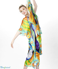 IMG_62811 copy (Noufaisal) Tags: bird colors fashion photography dance women colours dress makeup faisal nouf