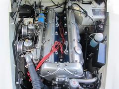 Jaguar XK150 OTS 3,8 Litre (1959).