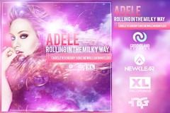 Adele vs. Cherry Coke - Rolling In The Milky Way (Adele vs Cherry Coke Newklear Bootleg) (nGenius Media) Tags: