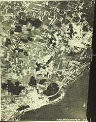 Reconnaissance Photo Aerial View (San Diego Air & Space Museum Archives) Tags: wwii krieg ww2 bodensee luftbild worldwartwo friedrichshafen weltkrieg wk2 19411945 reconnaissancephotoaerialview
