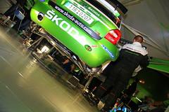 IMG_0560 (claudio.santucci) Tags: ford rally irc s2000 sanremo skoda fabia peugeot207 hanninen campionatoitaliano skodamotorsport