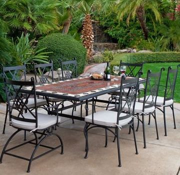 wrought-iron-patio-sets