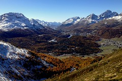 Winter is coming (+PeterCH51+) Tags: autumn mountains alps nature schweiz switzerland valley alpen engadin ch iphone graubnden grisons muottasmuragl mywinners flickraward peterch51 flickrtravelaward