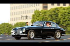 Aston Martin DB2, Cars and Coffee, Irvine, California (Kevin Ho 車 Photography) Tags: uk england 6 green classic october martin lotus british db4 dw coupe supercar v8 aston astonmartin 2012 volante vantage admiralty jamesbond dbs viridian roadster v12 db9 vanquish zagato db5 db6 rapide virage jaquar db2 db7 aylett n400 one77 tpb100 dwaylett lml50319