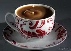 IMG_3647 (Littlegibbo) Tags: camera shadow red macro cup coffee club studio handle milk tea drop drip solent portsmouth teacup pour liquid tutorial practical solentcameraclub